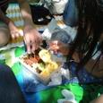 がっつくピクニック