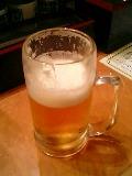 セッション乱入前ビール