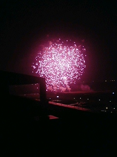 新浦安の花火大会