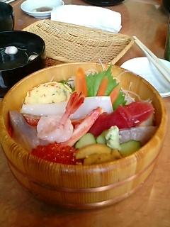 チラシ寿司(^-^)/