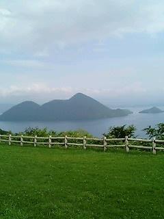 洞爺湖(^-^)/