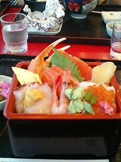 海鮮丼@千歳空港