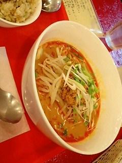 渋谷 バクの坦々麺