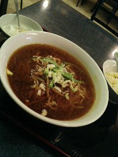 四川麺セット