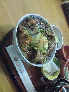 渋谷 北の海道 十勝丼