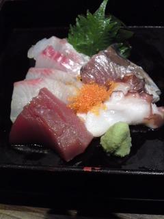 表参道 なぎの木 博多の海鮮丼定食
